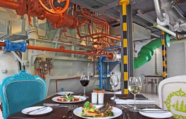 The Turbine Boutique Hotel and Spa - Restaurant - 22