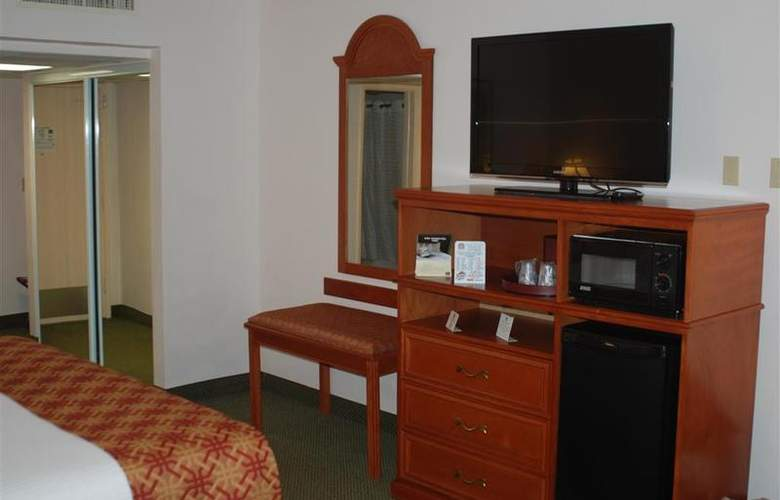 Best Western Plus University Inn - Room - 68
