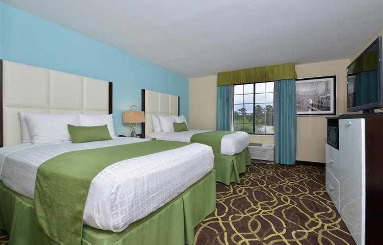 Best Western Bradbury Suites - Hotel - 50