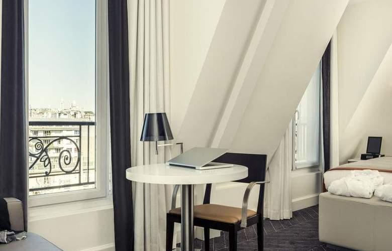 Mercure Paris Saint-Lazare Monceau - Room - 37