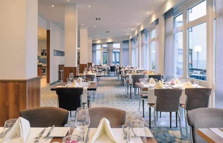Mercure Frankfurt Airport - Restaurant - 26
