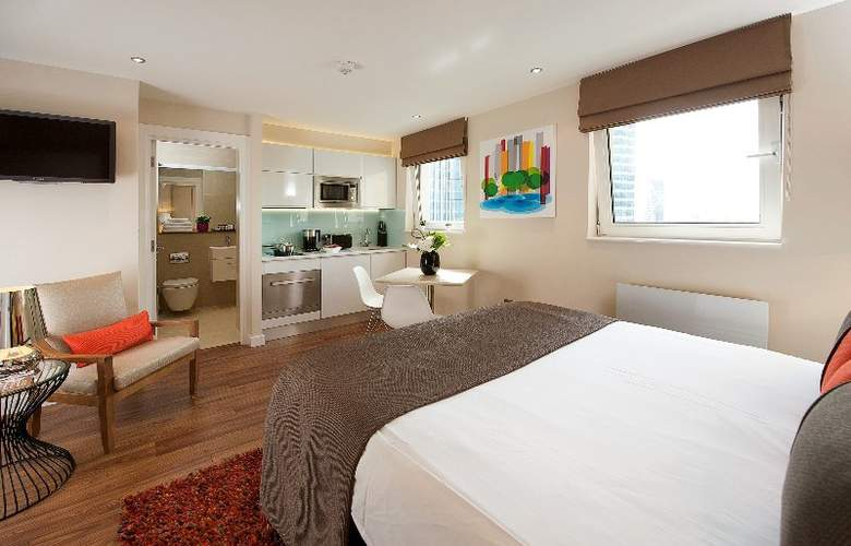 Fraser Place Canary Wharf - Room - 7