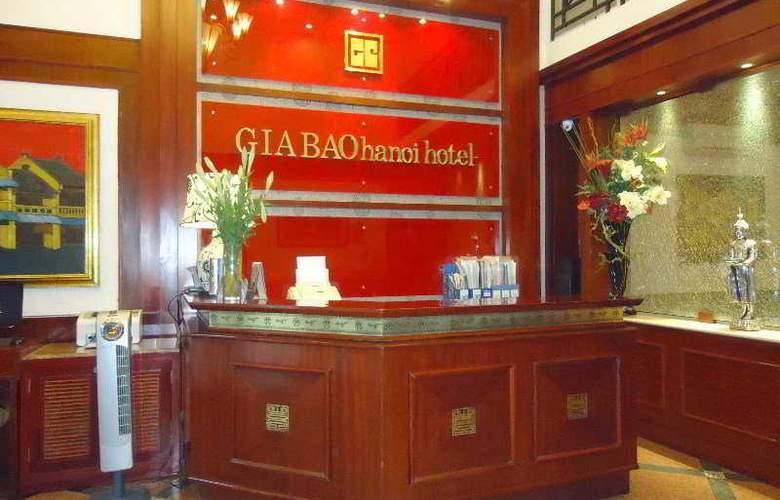 Gia Bao Hanoi - Hotel - 0