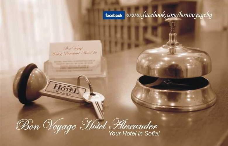 Bon Voyage Hotel Alexander - Hotel - 5