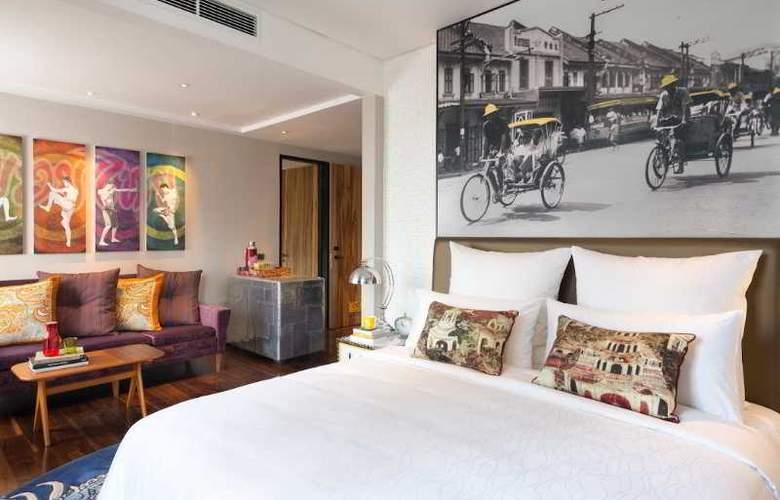 Hotel Indigo Bangkok Wireless Road - Room - 0
