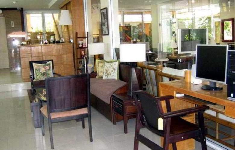 Gerard Habitat Hotel Chiang Mai - General - 1