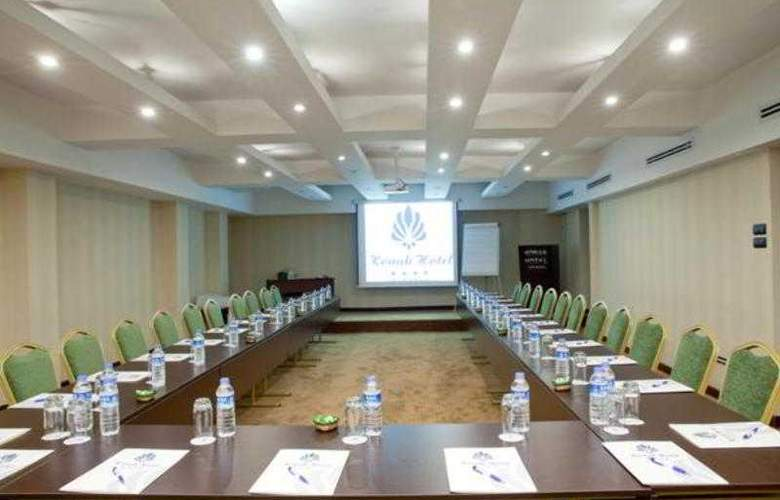 Konak Hotel Istanbul - Conference - 7
