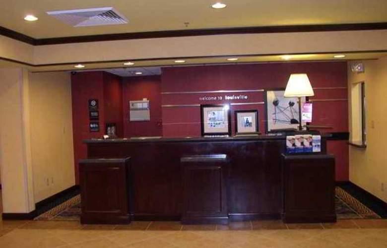 Hampton Inn & Suites Louisville East - Hotel - 5