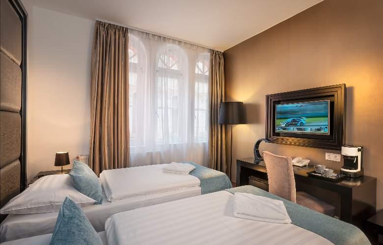 Bastion Hotel Budapest - Room - 13