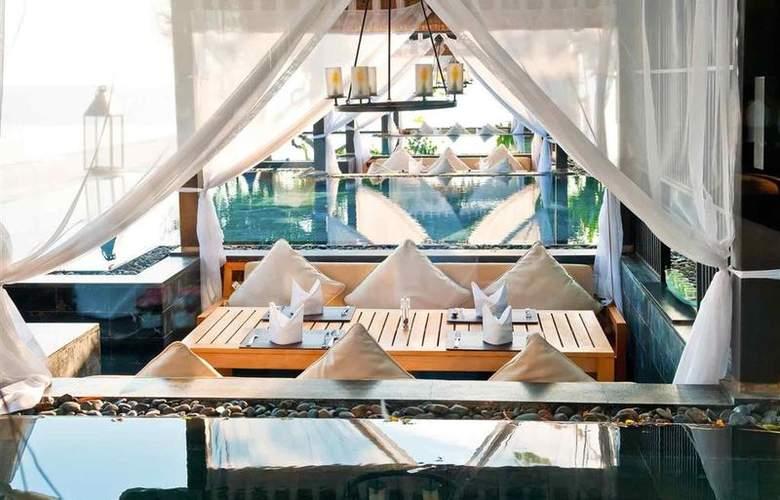 V Villas Hua Hin - Restaurant - 8