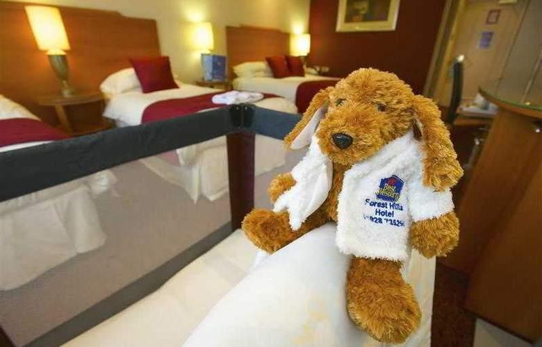 Best Western Forest Hills Hotel - Hotel - 174