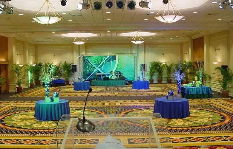 Renaissance Santo Domingo Jaragua Hotel & Casino - Conference - 4