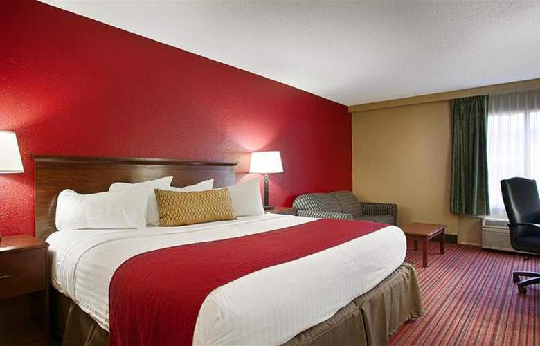 Best Western Holiday Plaza - Room - 47