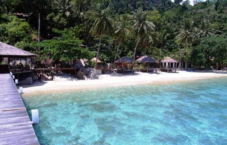 Japamala Resort Tioman Island - Beach - 6