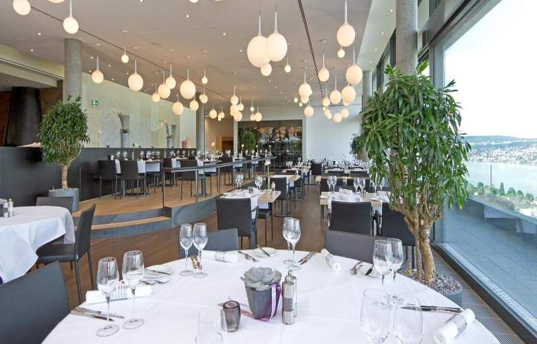 Belvoir Swiss Quality Hotel - Restaurant - 11