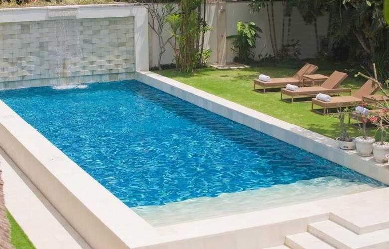 Caza Evaliza - Pool - 4