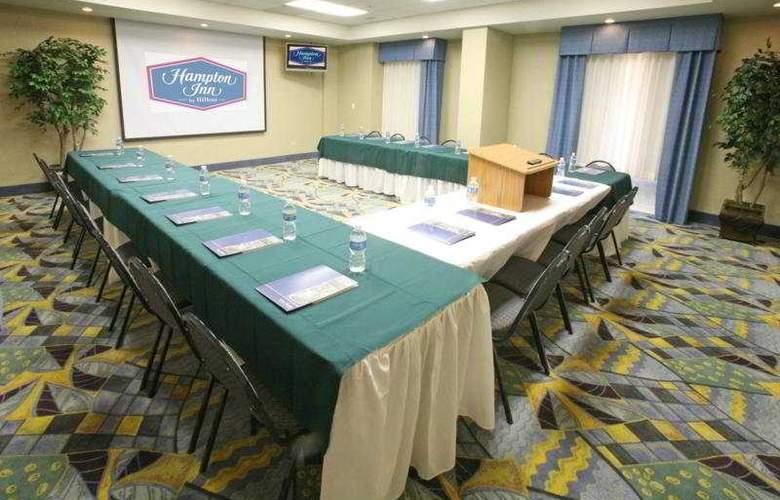 Hampton Inn By Hilton Reynosa Zona Industrial - Conference - 5