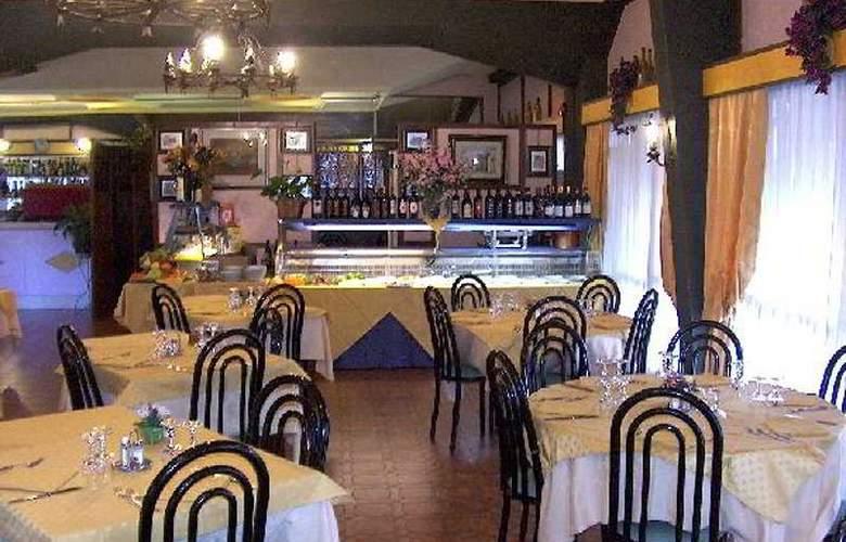 Ai Ronchi Motor Hotel - Restaurant - 5