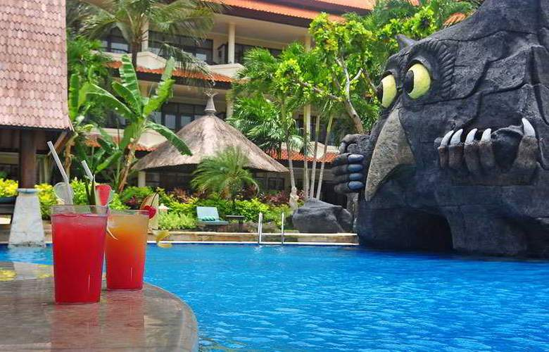 The Tanjung Benoa Beach Resort - Pool - 33