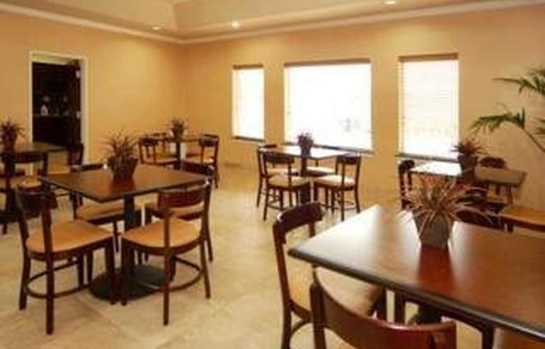 Comfort Suites (Houston/Intercontinental Airport) - Restaurant - 6