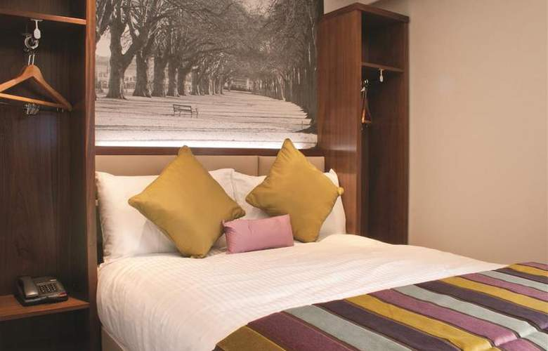 Best Western Plus Seraphine Hotel Hammersmith - Room - 73