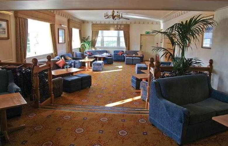 Best Western Strathaven Hotel - Hotel - 32