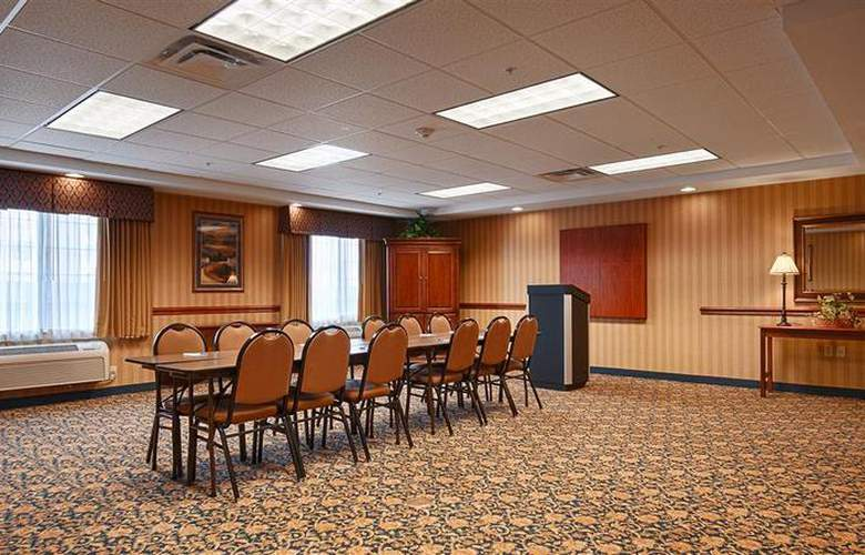 Best Western Executive Inn & Suites - Conference - 141