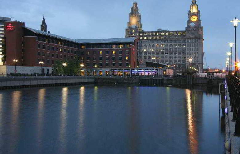 Crowne Plaza Liverpool City Centre - Hotel - 0