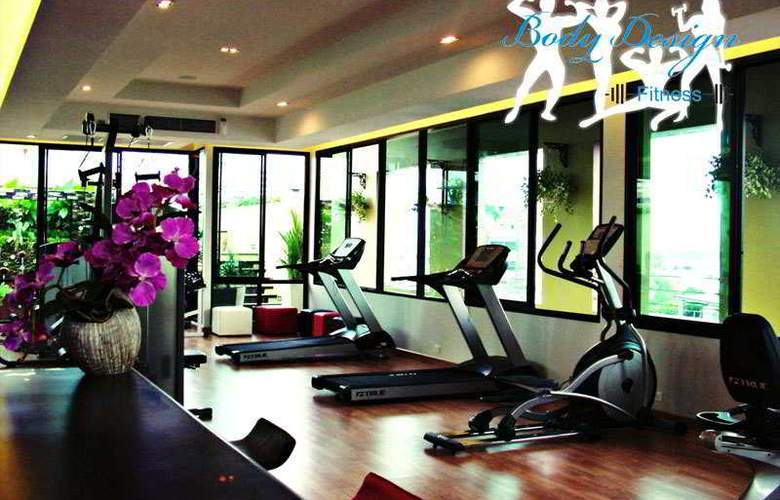 Nouvo City Hotel - Sport - 33