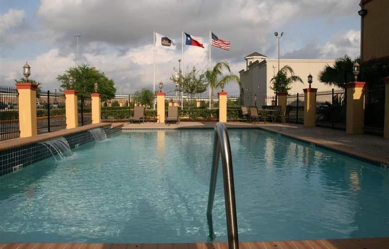 Best Western Greenspoint Inn and Suites - Pool - 143