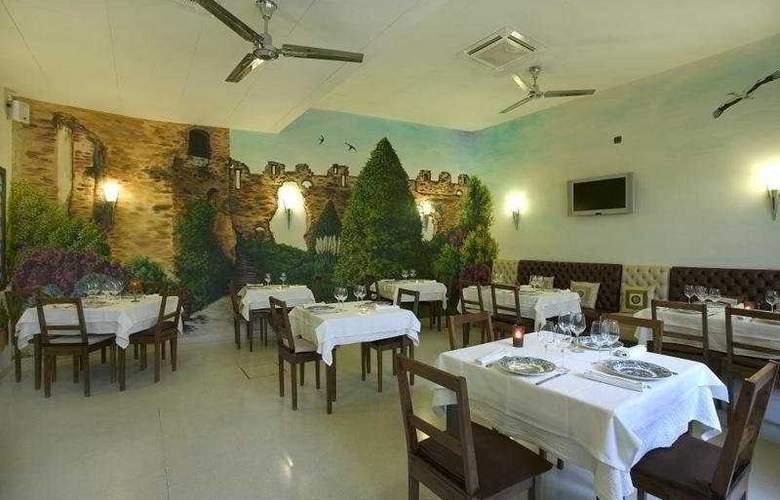 Señorio de los Bazan - Restaurant - 6