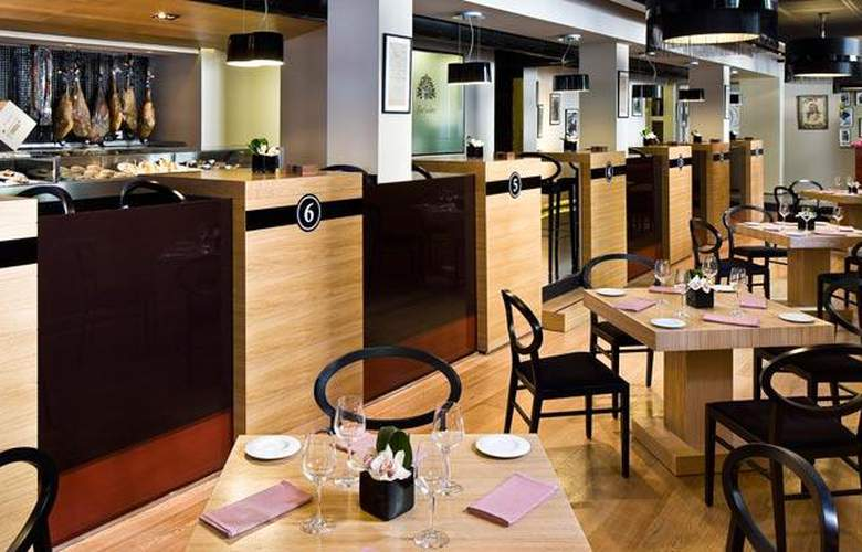 Gran Meliá Colon - Restaurant - 5