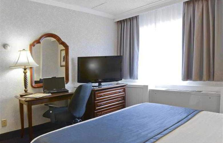 Best Western Ville-Marie Hotel & Suites - Room - 19