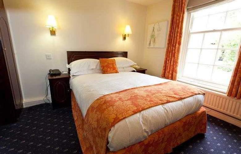 Best Western Mosborough Hall - Hotel - 31