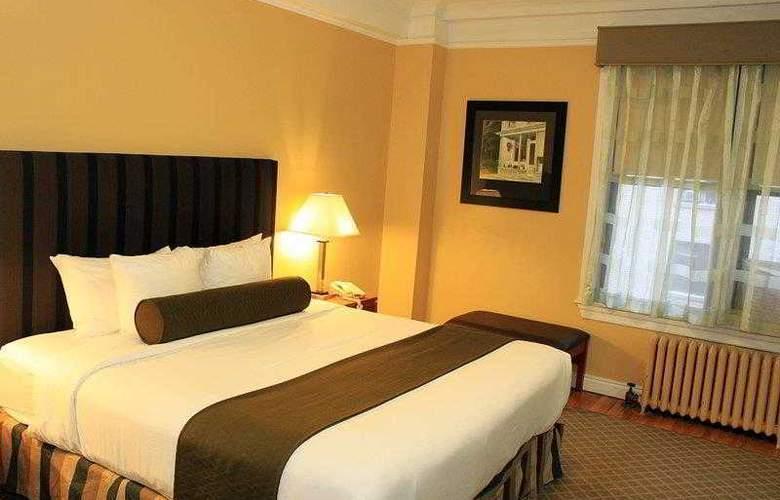 Best Western Plus Hospitality House - Apartments - Hotel - 16