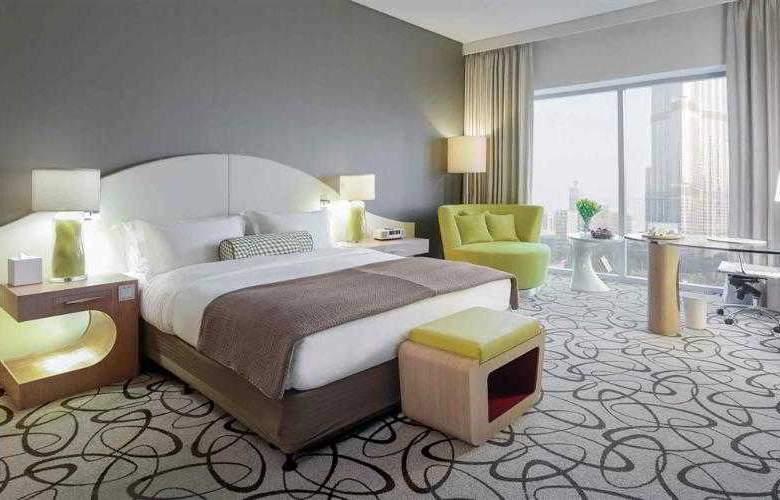 Sofitel Dubai Downtown - Hotel - 7