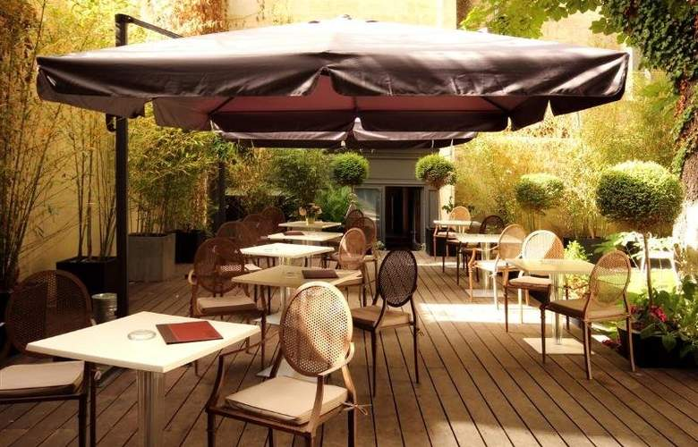 Le Boutique Hotel - Terrace - 18