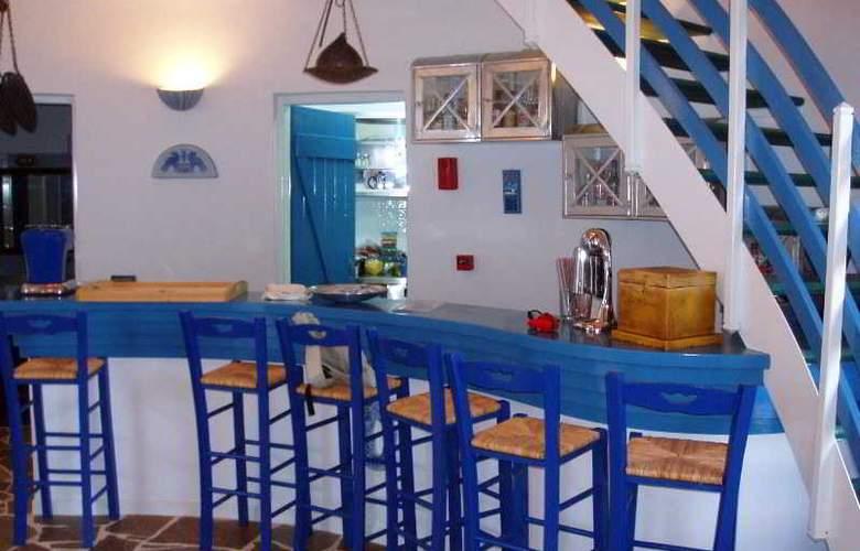 Kerame Hotel & Studios - Restaurant - 50