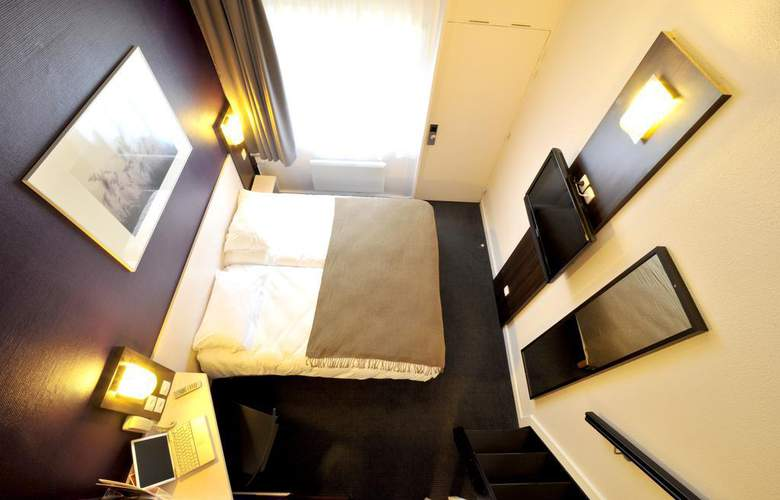 Brit Hotel Confort Lyon Nord Dardilly - Room - 9