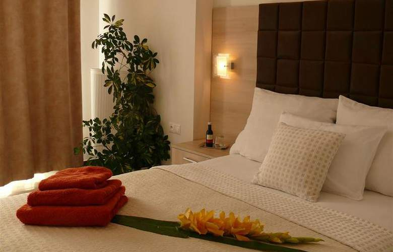 Best Western Hotel Antares - Room - 78