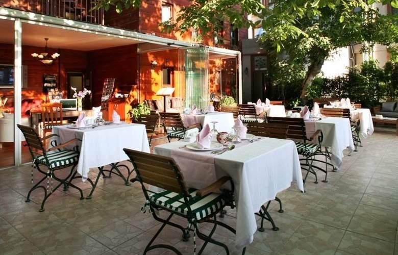 Garden House Istanbul - Restaurant - 10