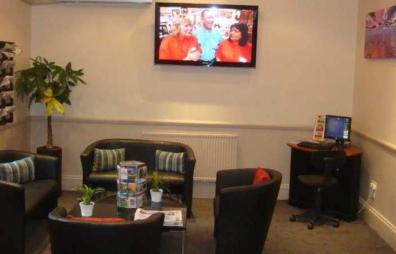 Comfort Inn London Westminster - General - 1