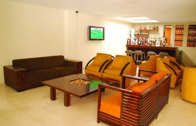 Sercotel Richmond Suites - Bar - 2