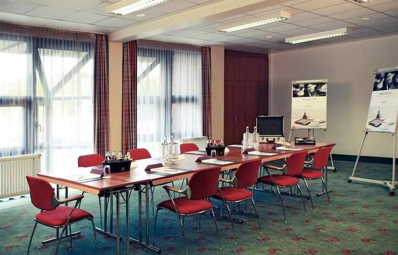 Mercure Hotel Bad Duerkheim An Den Salinen - Conference - 64