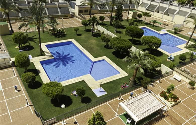 Apartamentos Gemelos XX Aloturin - Pool - 12
