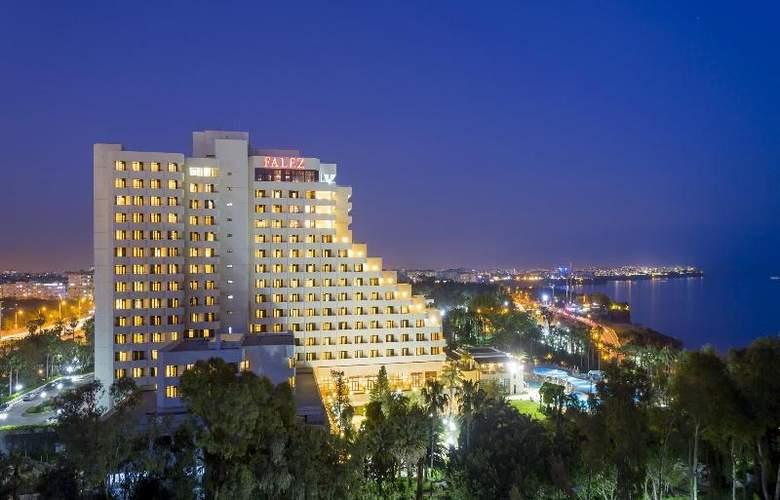Ozkaymak Falez - Hotel - 11