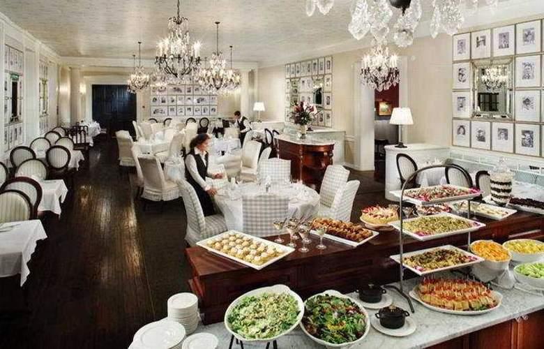 Omni Bedford Springs Resort - Restaurant - 7