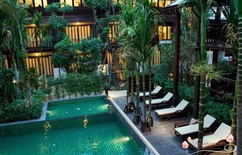 Aruntara Riverside Boutique Hotel Chiang Mai - Pool - 10