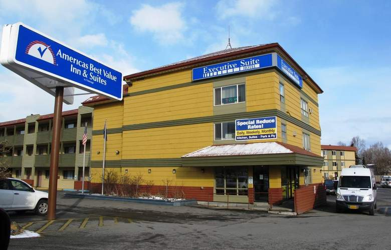America's Best Value Inn Executive Suites Airport - Hotel - 4