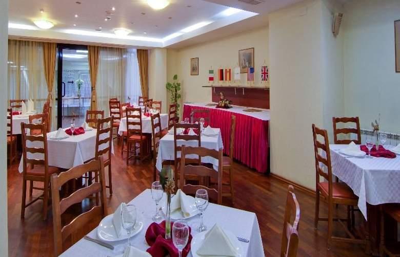 Atrium Bucharest City Center - Restaurant - 2
